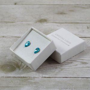 Uhani  Solza  Mala Turquoise