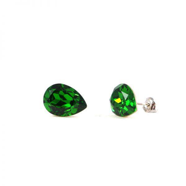 Uhani Solza Mala Fern Green