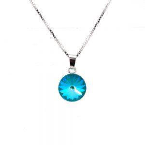 Srebrna ogrlica Rivoli Laguna