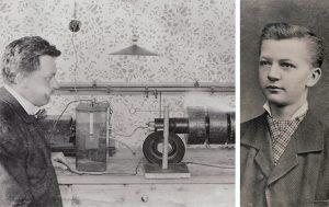 Daniel Swarovski izumi tehnologijo za precizno rezanje stekla