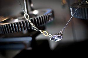 Izdelovanje Crystal look nakita