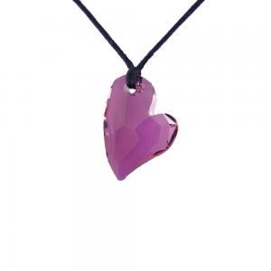 Ogrlica Design Heart Swarovski